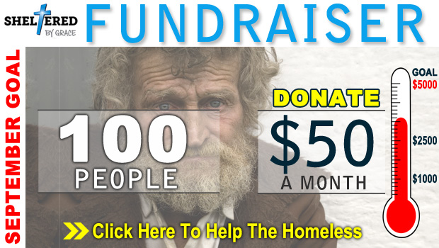 The Goal Is To Have 100 People Donate $50 per Month