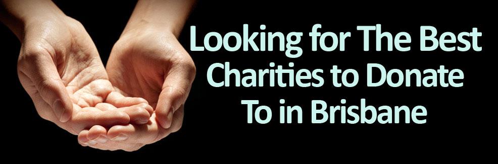 Charities to donate to