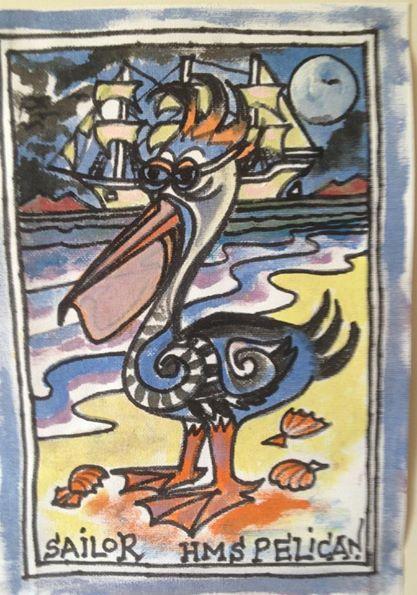 Mark's Pelican