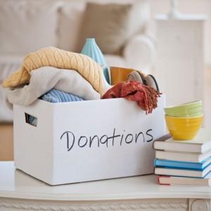 Charitable donations
